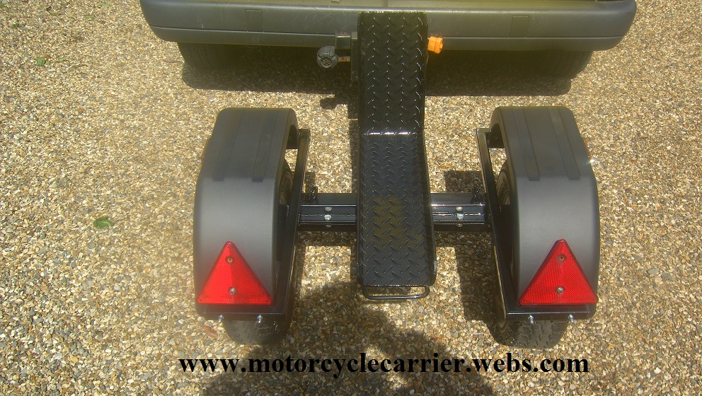 "Car Wheel Dolly >> BIKE CARRIER - MOTORCYCLE ""TRIKE DOLLY"""