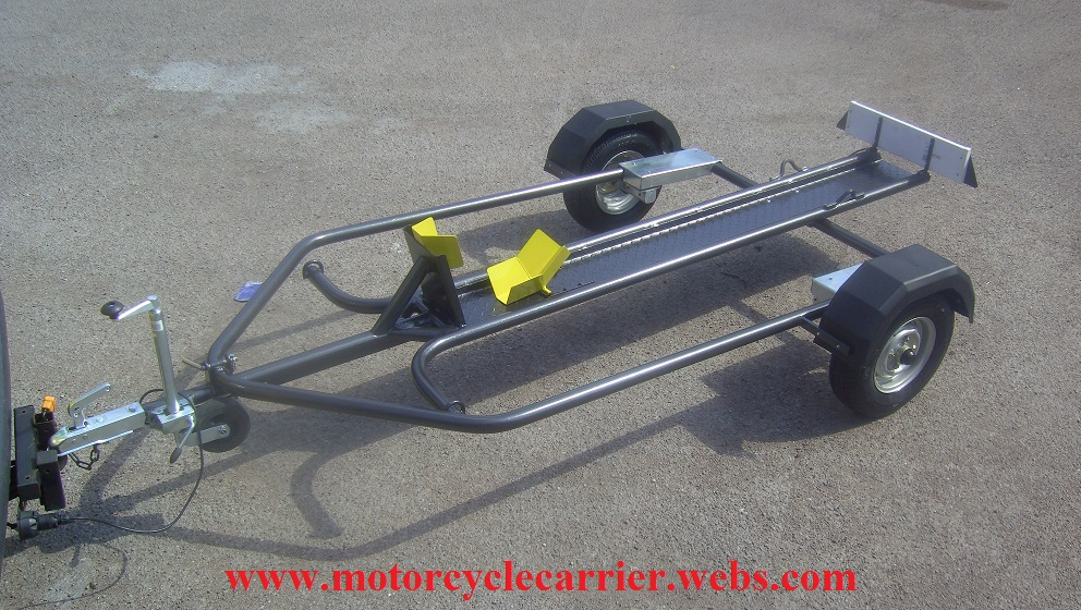 bike carrier trailer remorque. Black Bedroom Furniture Sets. Home Design Ideas